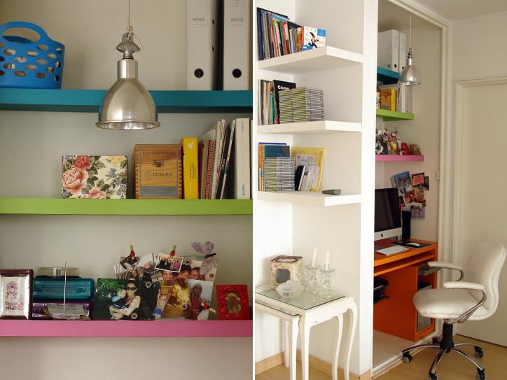 Interiores 49 trabajo y placer casa chaucha - Mesa esquinera cocina ...