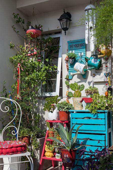 Interiores 165 jard n secreto casa chaucha for Jardin des vins 2016 sion